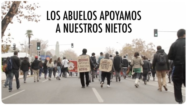 """Video: """"Los abuelos apoyamos a nuestros nietos"""" 1"""