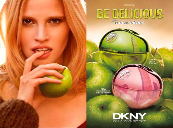 "Concurso digital ""Be Creative, Be Delicious"" DKNY 1"