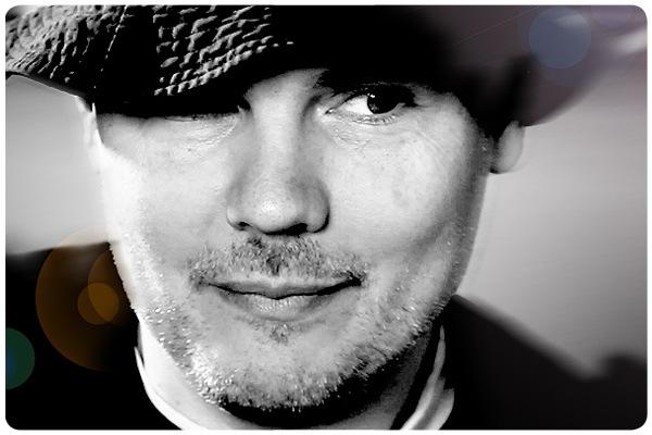 Un tecito con Billy Corgan 1
