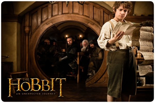 Nuevo trailer de The Hobbit: An Unexpected Journey 1