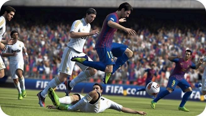 La banda sonora de FIFA 13 1