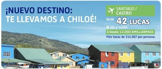 Desde noviembre, en avión a Chiloé 1