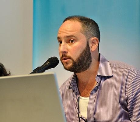 Conversación abierta con artistas Pablo León de la Barra y Camilo Yáñez 1