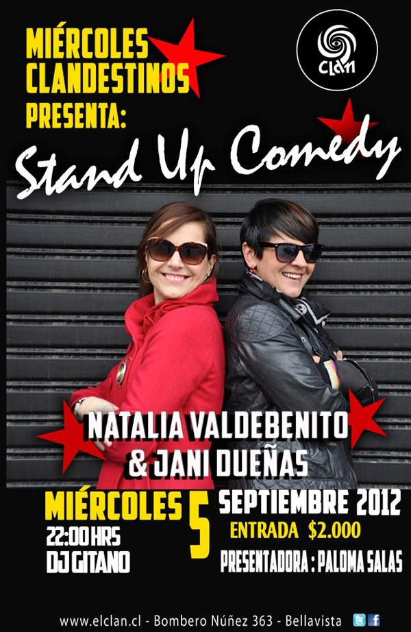 Stand Up Comedy 1