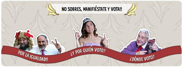 La Franja de Los que Sobran: a pocos días de las Municipales 2012 1