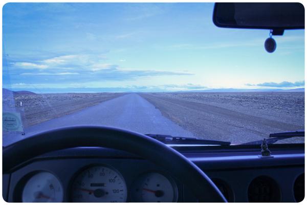Álbum Zancada: road trip 1