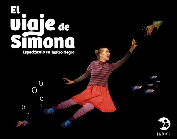 Teatro: El viaje de Simona 1