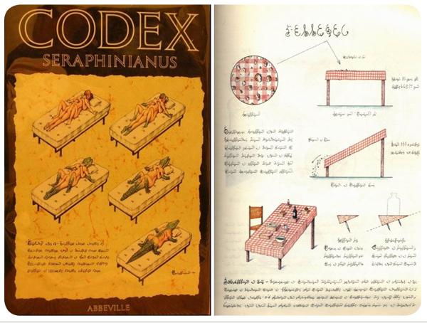 Codex Seraphinianus: El libro más raro del mundo 1