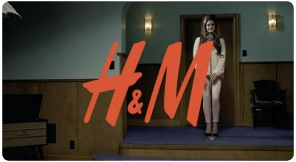 Lana del Rey y David Lynch juntos para H&M 1