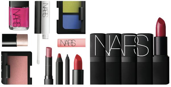 Llega la marca de maquillaje NARS a Chile 1