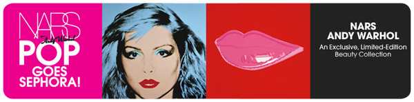 Objeto de deseo: Nars & Andy Warhol 1