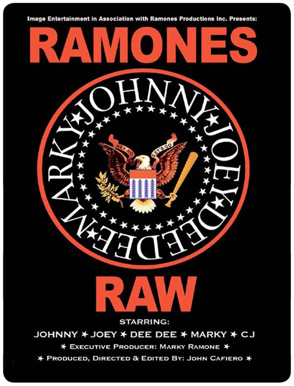 Raw, el documental de los Ramones 1