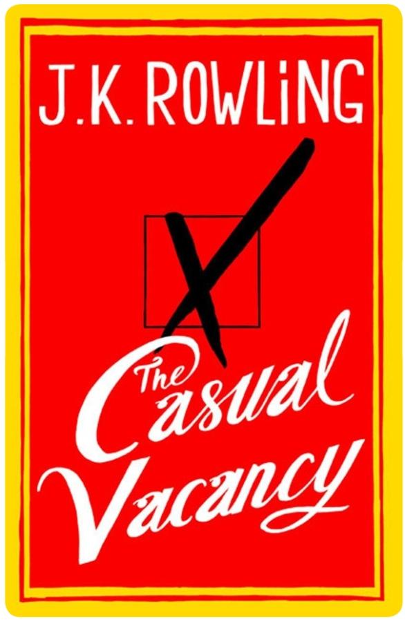 Lo nuevo de J.K.Rowling: fome 1