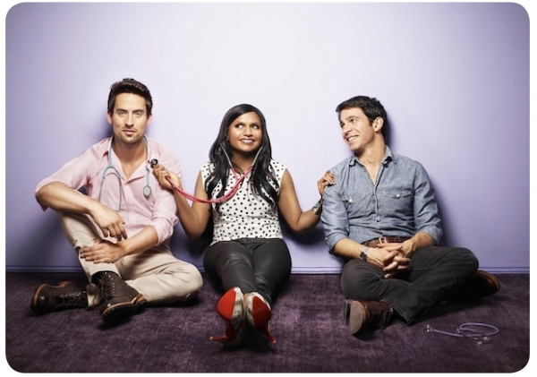 Me gustó The Mindy Project 1
