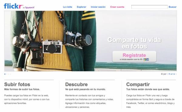 Flickr: ordenar, compartir y respaldar las fotos 1