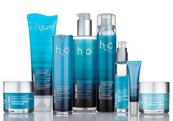 H2o+ renueva su imagen con nuevos productos y nuevo logo 1