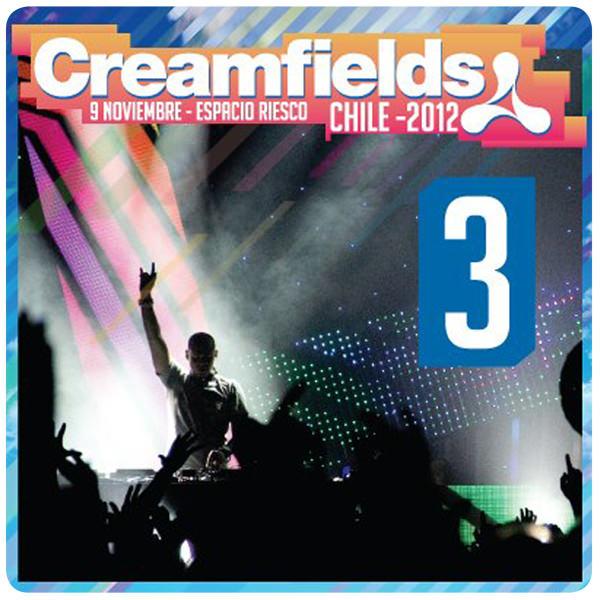 Concurso Creamfields 2012! Se viene la 9º versión 1