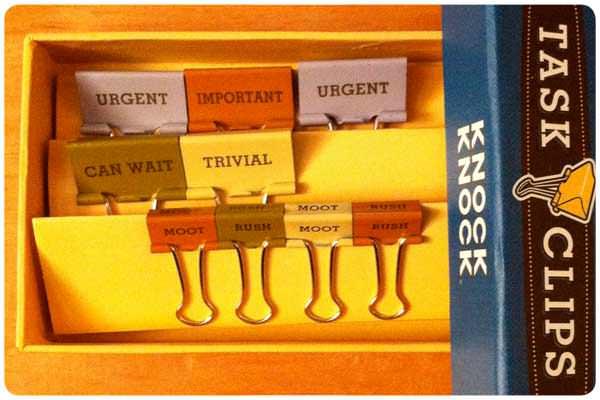 Clips especializados para organizar mejor 1