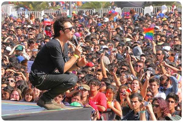 La Cumbre del Rock chileno 2012 1