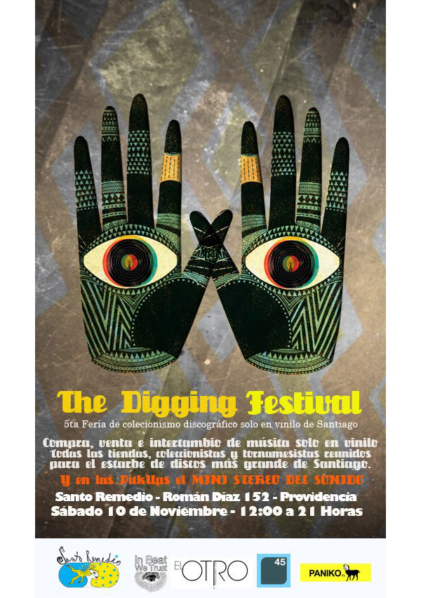 The Digging Festival, 5º edición en Santo Remedio 1