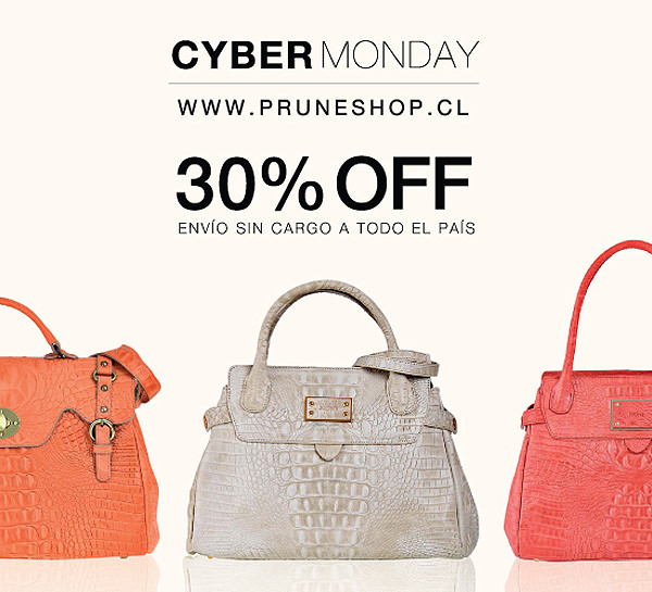 Cyber Monday: 30% en Prüne 1