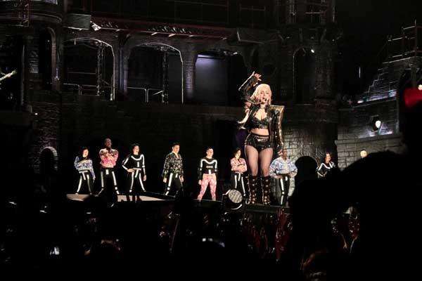 Lady Gaga en Chile, el mejor show 4