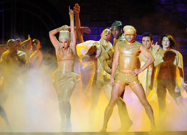 Lady Gaga en Chile: The Born This Way Ball tour 3