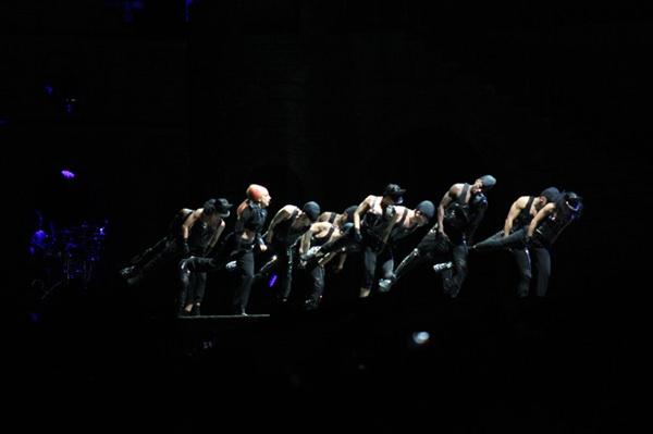 Lady Gaga en Chile: The Born This Way Ball tour 4