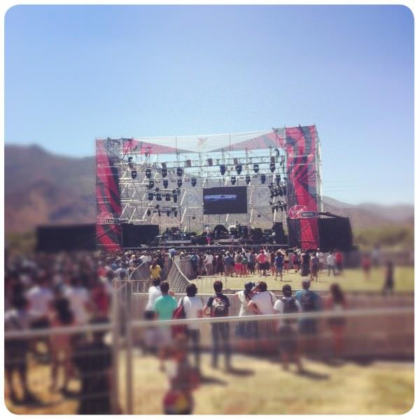 Primavera Fauna 2012: las bandas, la producción y la gente 1