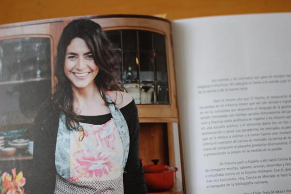 Entrevista a Sol Fliman sobre su libro: Cocina de Mercado 3