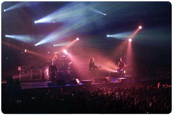 The Cure en Chile: 12 de abril en el Estadio Nacional 1