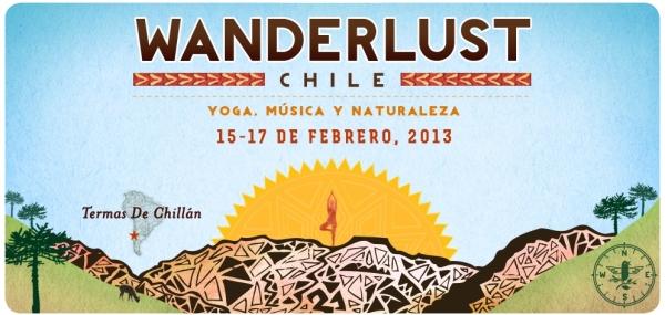 Wanderlust Festival Chile: yoga, música y naturaleza 1