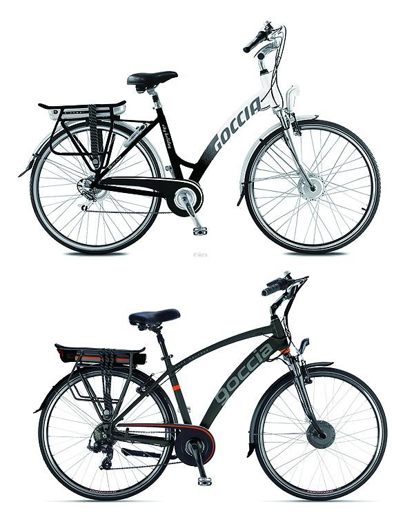 Bicicletas eléctricas Goccia 1