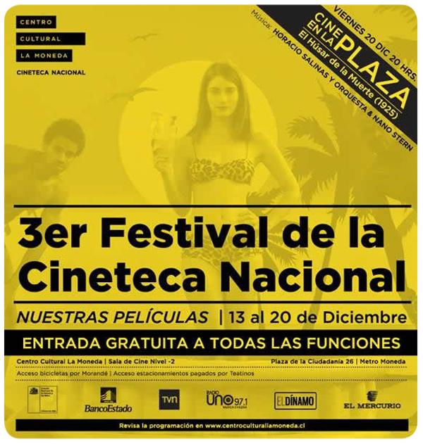 Tercer Festival de la Cineteca Nacional 1