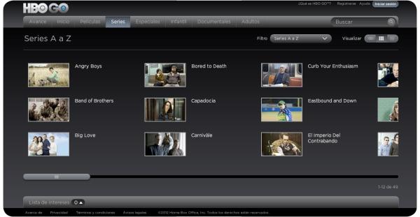 HBO GO en Chile: todas sus películas y series en el computador 1