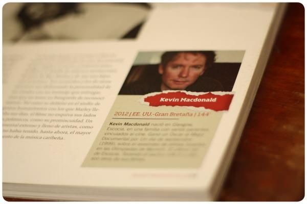 IN-EDIT Nescafé 2012: encuentro con el director Kevin MacDonald 1
