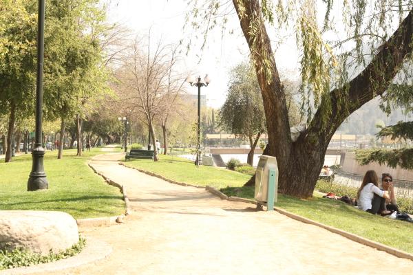 Del Forestal al Parque Uruguay: la costanera de los caminantes y ciclistas 2
