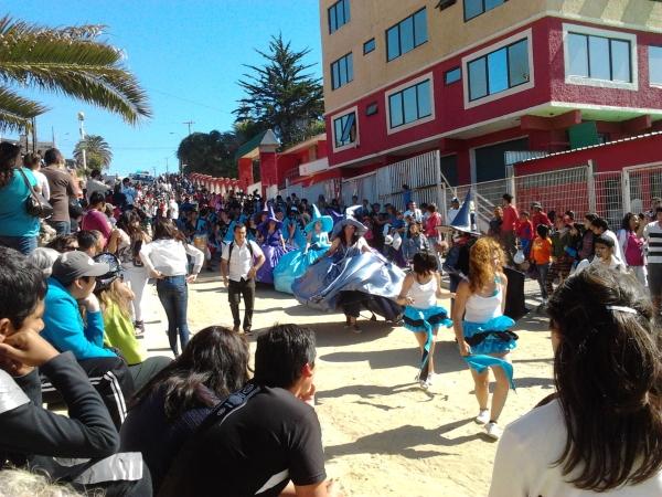 Cosas que se deberían informar: Carnaval en El Quisco 2