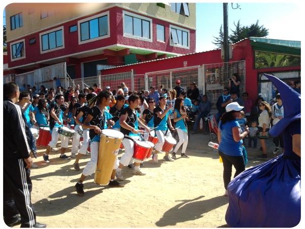 Cosas que se deberían informar: Carnaval en El Quisco 1
