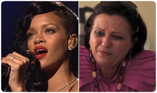 Amor y sufrimiento desde Rihanna hasta Brasil 1