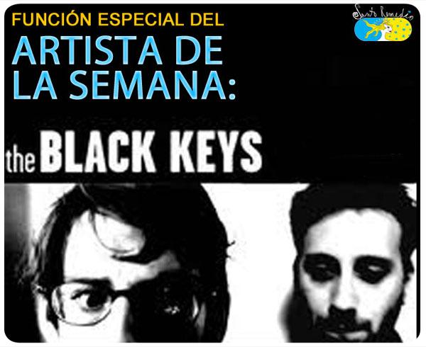 Radio Horizonte y The Black Keys 1