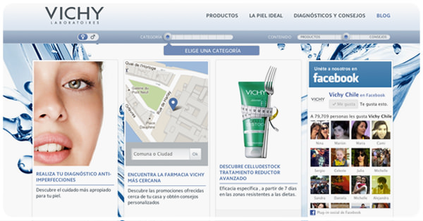 Vichy.cl, información y consejos sobre el cuidado de la piel 1