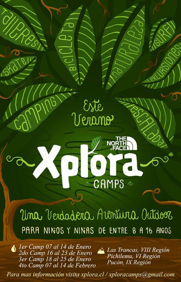 The North Face Xplora Camp 1