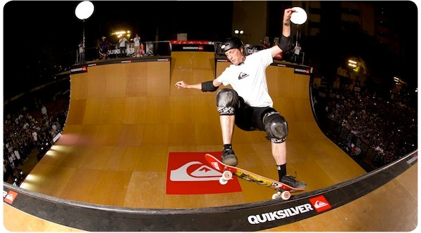 Tony Hawk action
