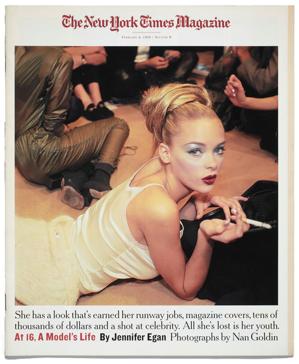 Nan-Goldin,-from-At-16,-a-Model's-Life,-published-February-4,-1996