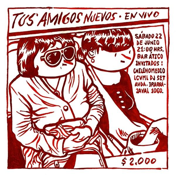 Diego-Lorenzini-Flyer-Tus-Amigos-Nuevos-Atico-22-de-Junio