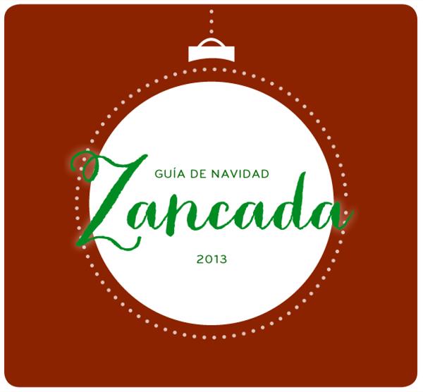 Encuentra regalos en la Guía de Navidad Zancada 1