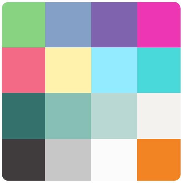 3 sitios para armar tus propias paletas de color zancada - Paletas de colores para interiores ...
