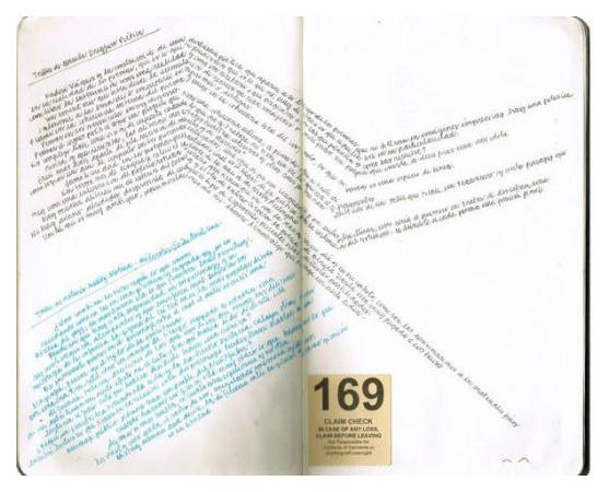 Exposición Cuadernos Presentes 1