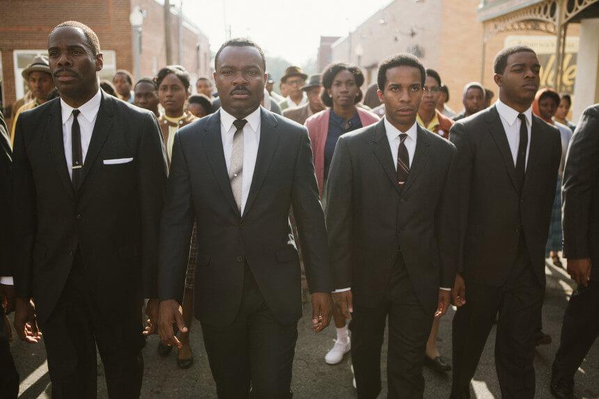 David Oyelowow tackles King role in 'Selma'